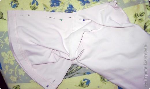 Штанишки из футболки фото 9