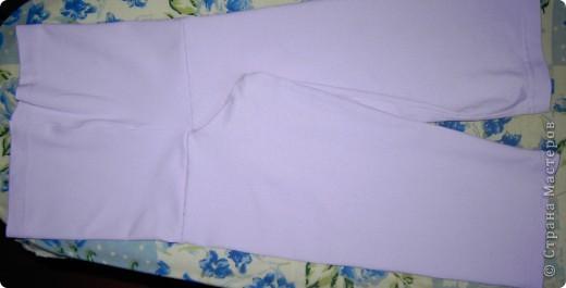 Штанишки из футболки фото 10