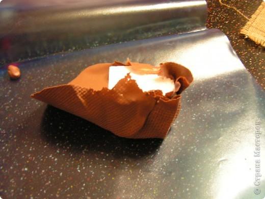 Как и обещала очень быстро сделала мастер класс по упаковке маленьких букетиков в мешочки и ... фото 4
