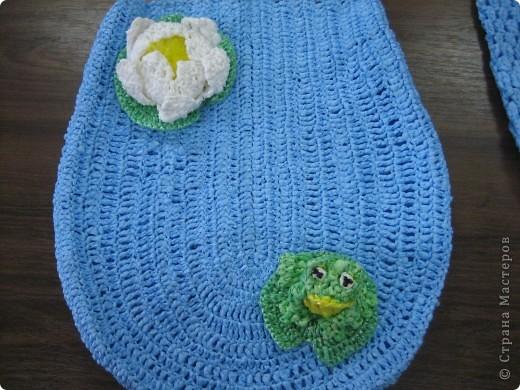 Спасибо Стране мастеров! Мы добавили к тапочкам шляпку. фото 7