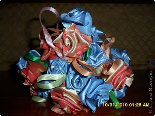 Розы из атласа)