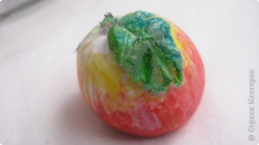 Угадайте куда упало наливное яблочко? фото 3