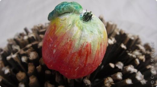 Угадайте куда упало наливное яблочко? фото 1