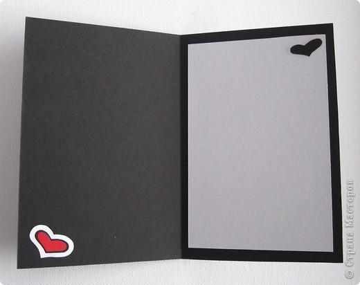 Такая открытка больше подойдет мужчине, как мне кажется. фото 2