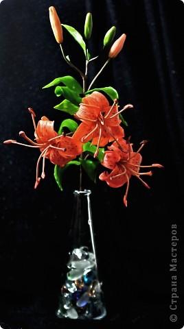 эта моя третья лилия для завершения букета! фото 1