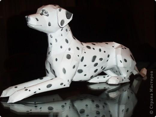 Dalmatian Художник Katsuyuki Shiga фото 1