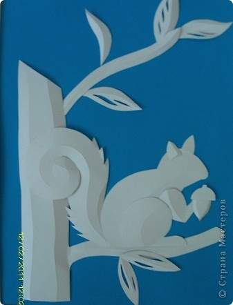 Магия белой бумаги фото 3