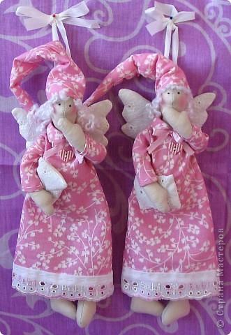 Вот такие двойняшки для двух маленьких девочек, совсем даже не двойняшек, и даже не родственниц. ростик 28см. фото 1