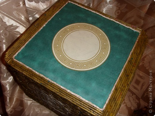 Короб для рукоделия фото 3