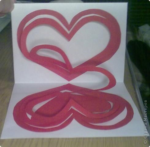 Вот и моя Валентинка :) Спасибо Галине К за идею: http://stranamasterov.ru/node/50740 фото 2