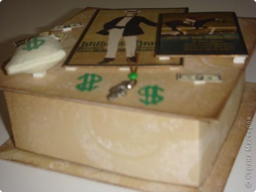 Свадебная с кармашком для денег фото 9