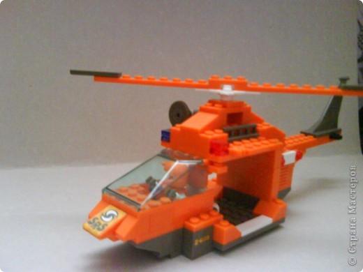 Спасательный вертолёт фото 1