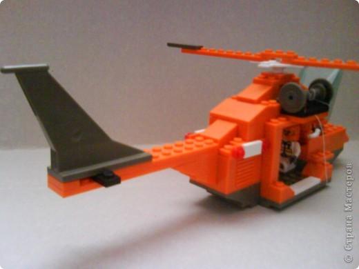 Спасательный вертолёт фото 3
