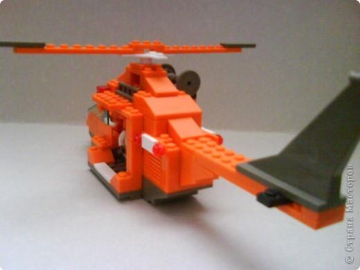 Спасательный вертолёт фото 4
