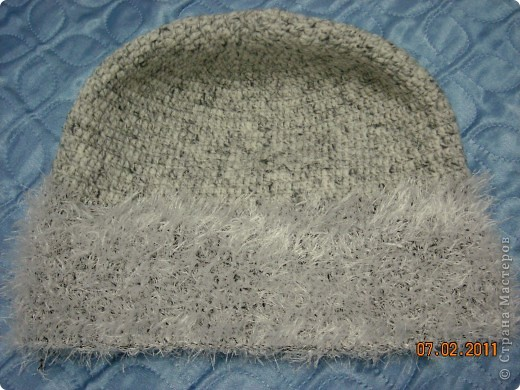Нечаянная шапка. фото 2