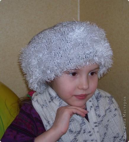 Нечаянная шапка. фото 3
