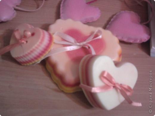 Мыльные валентинки фото 1
