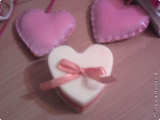 Мыльные валентинки фото 3