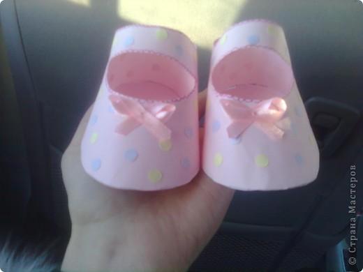 Видела такие сандалики в исполнении других мастериц - очень понравилилсь фото 1