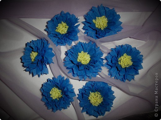 Вот такая корзинка со сладкими цветочками у меня вышла :)  фото 2