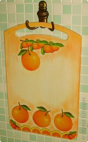 Досочка с апельсинчиками