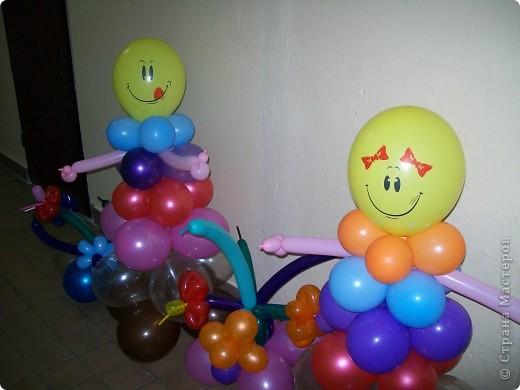 Вот так в одной квартире осенью, на День рождения у одной маленькой девочки, создаем лето... фото 2