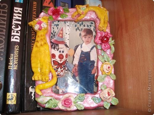 фоторамка для детской фотографии