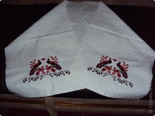 моё первое полотенце фото 1