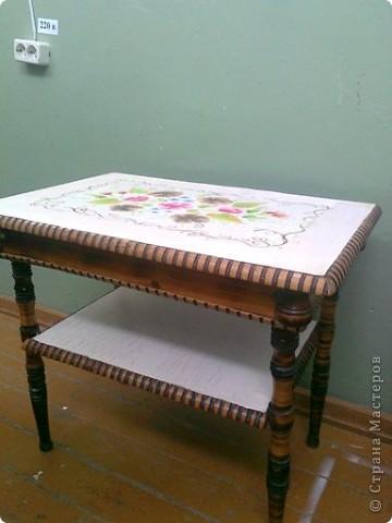 столик для знакомой фото 1
