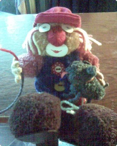 Клоун с песиком фото 3