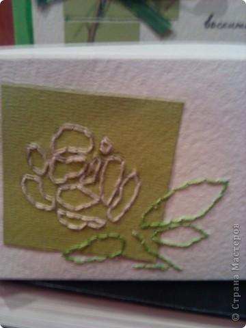 Коробочка конечно стандартная.... Довольна только ее отделкой :) фото 2