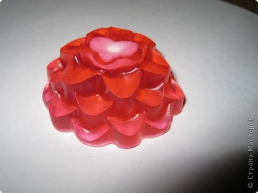 Мыло, сваренное из английской основы SLS-free. фото 6