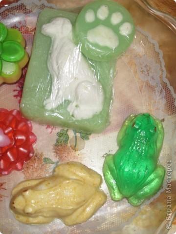 Мыло, сваренное из английской основы SLS-free. фото 2