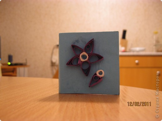 Вот такой блокнотик я себе сделала! За странички спасибо АнкаПартизанка , в работе http://stranamasterov.ru/node/145357?tid=451 фото 1