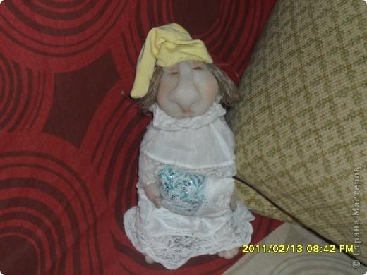 Ангелок по прекрасному мк Ликмы! фото 1