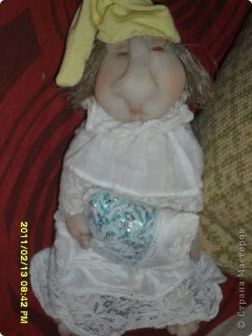 Ангелок по прекрасному мк Ликмы! фото 3