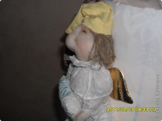 Ангелок по прекрасному мк Ликмы! фото 4
