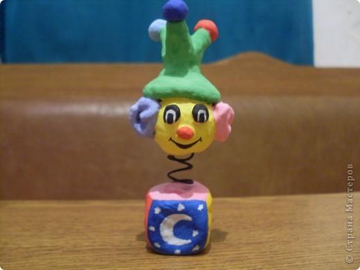 сувенирчик клоун фото 1