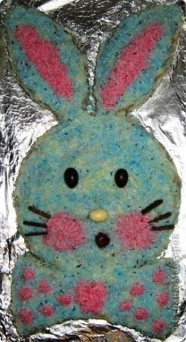 Решила порадовать своих близких на день св.Валентина таким забавным тортиком. фото 1