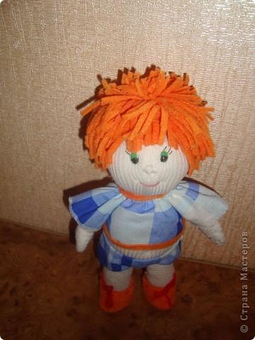 Ну, вот и моя вторая куколка.  фото 3