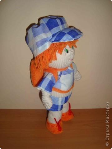 Ну, вот и моя вторая куколка.  фото 2