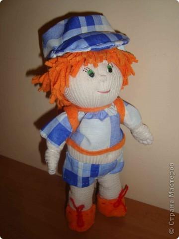 Ну, вот и моя вторая куколка.  фото 1