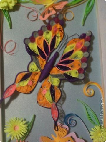 В садике попросили сделать бабочку за 2 дня, а потом оказалось на городской конкурс. фото 2