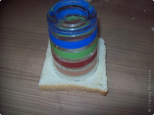 Берём кусочек тостерного хлебушка. фото 2
