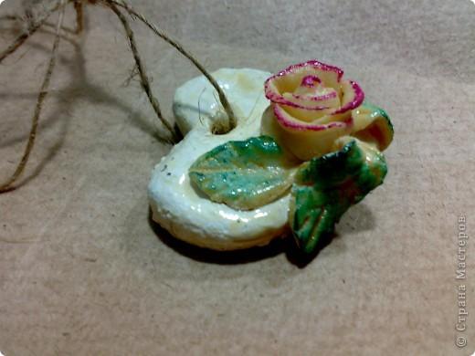соленая валентинка и открыточка бумажная. фото 3