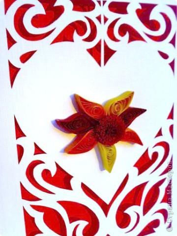 соленая валентинка и открыточка бумажная. фото 5