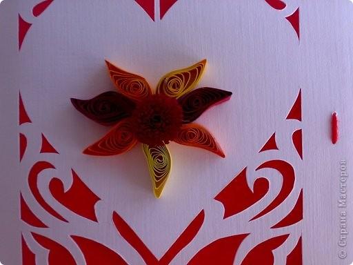 соленая валентинка и открыточка бумажная. фото 6