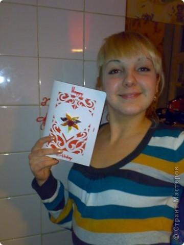 соленая валентинка и открыточка бумажная. фото 10