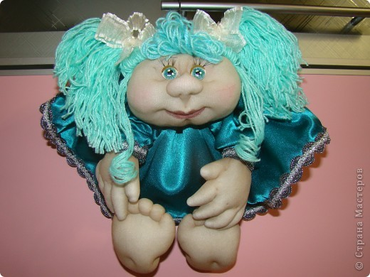 Страна Мастеров с невероятной периодичностью пополняется куклами на удачу! фото 3