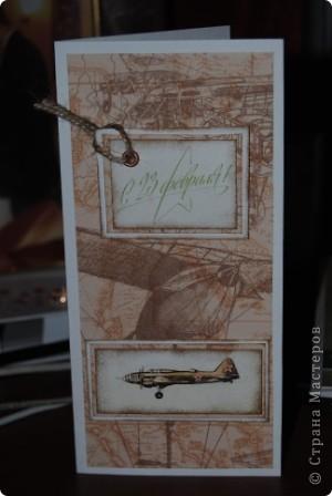 случайно цена попала в кадр :) Вспомнила ночью, что не сфоткала открытку, а рано утром нужно было уже отвозить заказчику ... фото 11